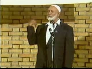 Is Jesus God - Ahmed Deedat Vs Eric Bock 8 of 13