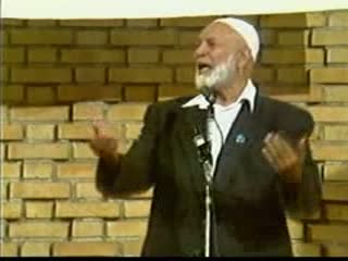 Is Jesus God - Ahmed Deedat Vs Eric Bock 9 of 13