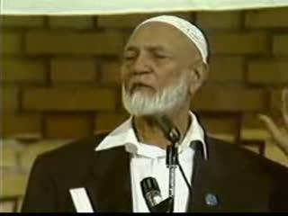 Is Jesus God - Ahmed Deedat Vs Eric Bock 12 of 13