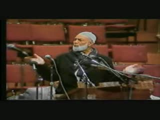 Is Jesus God Ahmed Deedat vs Anis Sorrosh 4 of 12
