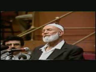 Is Jesus God Ahmed Deedat vs Anis Sorrosh 9 of 12