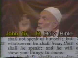 Islam And Christianity - Ahmed Deedat VS Van Rooy Part 6-17