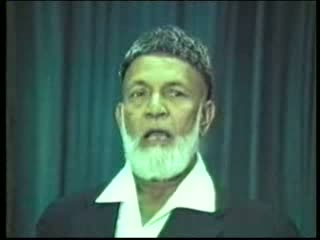 Islam And Other Religions - by Sheikh Ahmed Deedat Part 1-7
