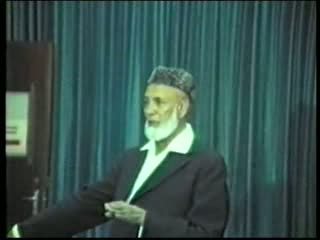 Islam And Other Religions - by Sheikh Ahmed Deedat Part 3-7
