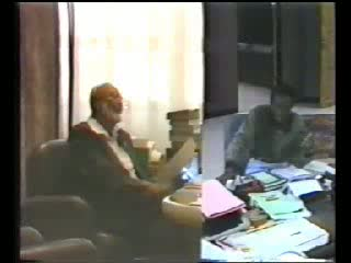 JEHOVAH'S Witness Visits Sheikh Ahmed Deedat Part 1-12