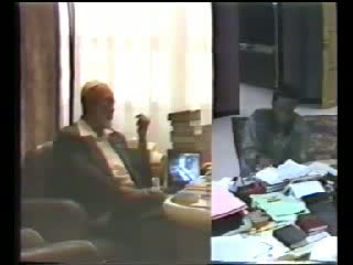 JEHOVAH'S Witness Visits Sheikh Ahmed Deedat Part 3-12