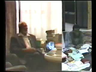 JEHOVAH'S Witness Visits Sheikh Ahmed Deedat Part 5-12