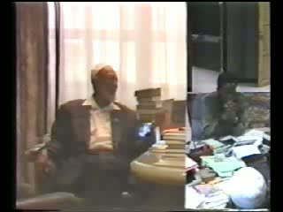 JEHOVAH'S Witness Visits Sheikh Ahmed Deedat Part 8-12