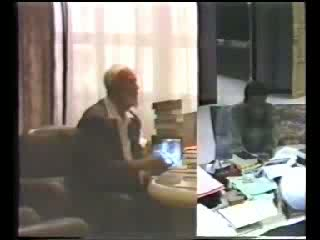 JEHOVAH'S Witness Visits Sheikh Ahmed Deedat Part 9-12