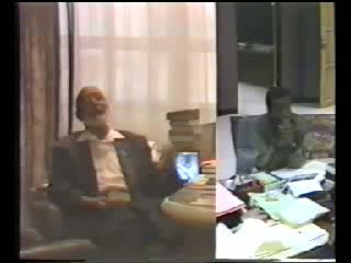 JEHOVAH'S Witness Visits Sheikh Ahmed Deedat Part 11-12