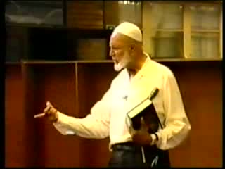 Jum'uah Talk - by Sheikh Ahmed Deedat (15