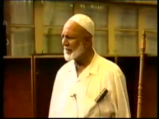 Jum'uah Talk - by Sheikh Ahmed Deedat Part 2-5)