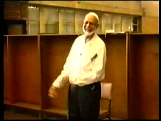 Jum'uah Talk - by Sheikh Ahmed Deedat Part 3-5