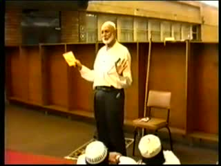Jum'uah Talk - by Sheikh Ahmed Deedat Part 4-5