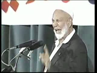 Kuwait Series 1 - Sheikh Ahmed Deedat Part 2-11