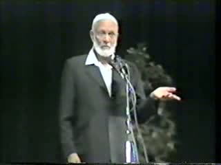 Last Challenge And The Best Call - Ahmed Deedat Part 6-11