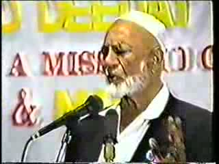 Man And God - Sheikh Ahmed Deedat Part 2-11