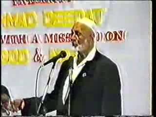 Man And God - Sheikh Ahmed Deedat Part 7-11