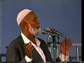 Role Of The Mosque In The West - Sheikh Ahmed Deedat Part 1-7
