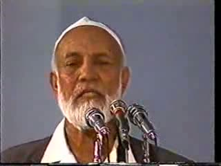 Role Of The Mosque In The West - Sheikh Ahmed Deedat Part 3-7