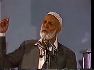 Role Of The Mosque In The West - Sheikh Ahmed Deedat Part 5-7