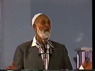Role Of The Mosque In The West - Sheikh Ahmed Deedat Part 6-7