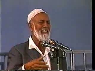 Role Of The Mosque In The West - Sheikh Ahmed Deedat Part 7-7
