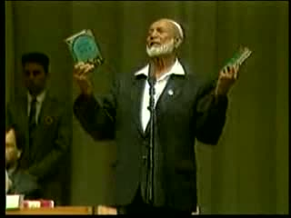 Sheikh Ahmed Deedat In The Spot Light Part 1-13