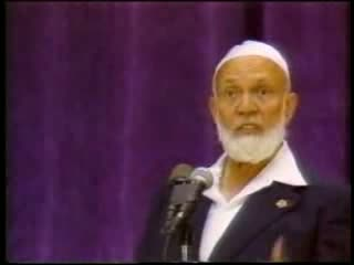 Sheikh Ahmed Deedat In The Spot Light Part 13-13