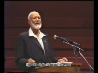 Sheikh Ahmed Deedat-How Rushdie Fooled the West Part 2-12