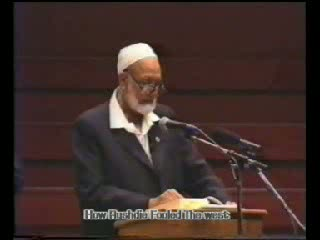 Sheikh Ahmed Deedat-How Rushdie Fooled the West Part 3-12