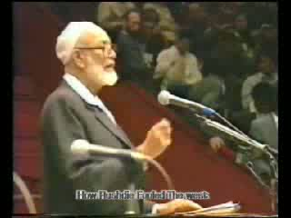 Sheikh Ahmed Deedat-How Rushdie Fooled the West Part 4-12