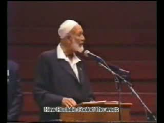 Sheikh Ahmed Deedat-How Rushdie Fooled the West Part 6-12