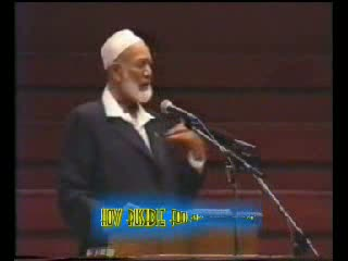 Sheikh Ahmed Deedat-How Rushdie Fooled the West Part 7-12