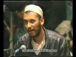 Sheikh Ahmed Deedat-How Rushdie Fooled the West Part 12-12