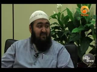 The Deen Show_ Spirituality - Guest Navaid Aziz Host Eddie