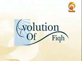 Evolution of Fiqh [7_14] Catagories of Rulings by Dr. Hatim Al-Hajj