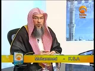 Ask Huda 13 January 2012 Sh Assim Al hakeem