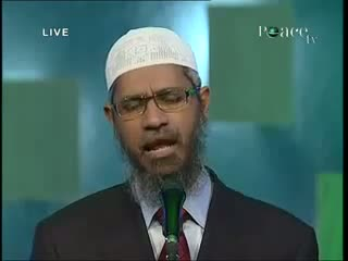 Dr Zakir Naik and Oxford Union Debate Address 2 of 7