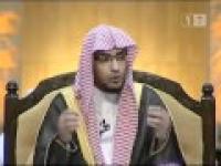 برنامج مع القران 2 ــ الحلقة ( 17 )  بعنوان ــ  سورة الانفال ایة 44