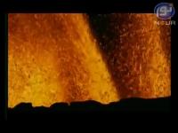 تصاویر باور نکردنی از لحظات پایانی حیات دنیا و روز قیامت .