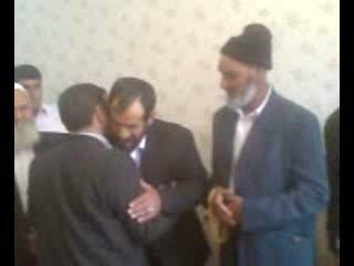 آزادی مولوی خیر شاهی از زندان