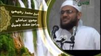مجالس علماء - شیخ محمد رحیمی - مباحثی پیرامون صفت جمیل