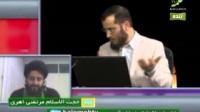 گفتمان آزاد - فرار حجت الاسلام مرتضی اهری از مناظره با استاد سید عقیل هاشمی - 26/01/2015