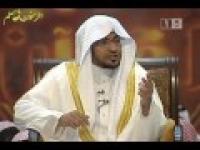 برنامج مع القران 4 ــ الحلقة ( 28 ) بعنوان  الأمانة والخیانة 1