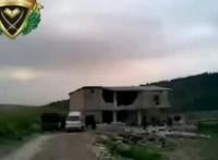 تفجیر مبنی و مقتل 200 شبیح و جنود متعفنة لبشار الاسد