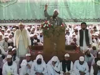 سخنرانی مولانا عبدالحمید در ختم بخاری 1390  (2)
