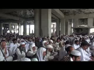 خطبه جمعه مولانا عبدالحمید (25/1/1391) - (1)