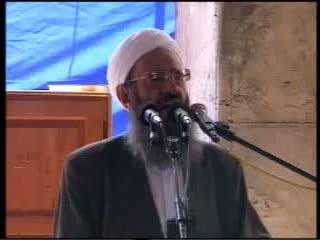 خطبه جمعه مولانا عبدالحمید  (30/4/1391)