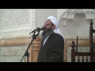 خطبه جمعه مولانا عبدالحمید (1390.12.28)